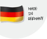 Les pots et meubles LECHUZA sont produits à Dietenhofen, en Allemagne, selon les plus hauts standards de fabrication dans une usine disposant d'une certification environnementale.
